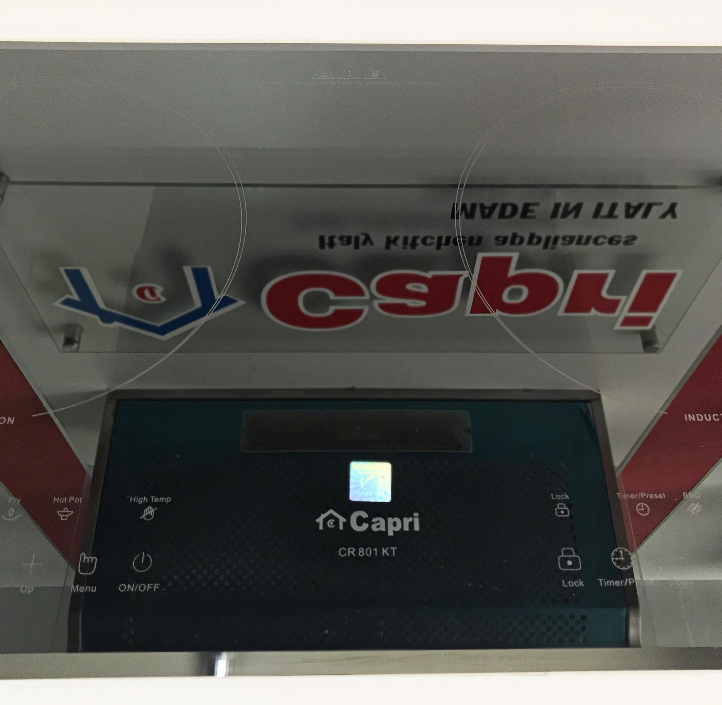 Bếp điện từ Capri CR-801KT